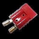 BATEKO - wtyczka/gniazdo SB 50A 6/4 mm² 24V czerwona - sklep internetowy