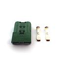BATEKO - wtyczka SBX350 70 mm² 72V zielona - sklep internetowy