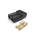 BATEKO - wtyczka/gniazdo SB 50A 6/4mm² 80V czarna - sklep internetowy