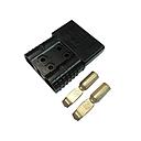BATEKO - wtyczka SBE160 50 mm² 80V czarna - sklep internetowy