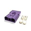 BATEKO - wtyczka SBE320 70 mm² 120V fioletowa - sklep internetowy