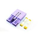 BATEKO - wtyczka SBE320 50 mm² 120V fioletowa - sklep internetowy