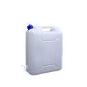 BATEKO - zbiornik wody z kranem 20l - sklep internetowy