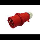 BATEKO - wtyczka przenośna 32A 5P 400V IP44  - sklep internetowy