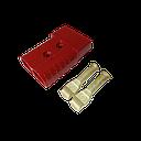 BATEKO - wtyczka/gniazdo SB 350A 50mm² 24V czerwona kpl. - sklep internetowy