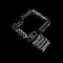 BATEKO - uchwyt metalowy 160A/320A (4 śruby+ nakrętki)  - sklep internetowy